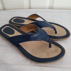 Boc Navy Sandals